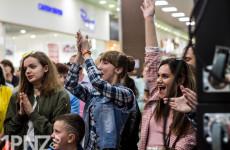 Первый пензенский портал выступил партнёром праздника с участием Мити Фомина в ТРК «Коллаж»