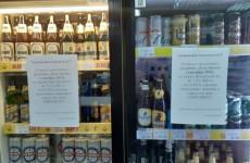 В Пензе несколько магазинов попались на продаже алкоголя в День знаний