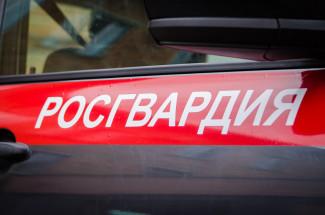 Пензенские росгвардейцы нашли объявленного в розыск иностранца