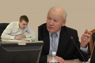 Калашникова вернули во власть после ухода Бочкарева