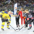 «Российская пресса» обыграла в хоккей сборную Пензенской области