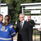 В районы Пензенской области переданы новые машины «скорой помощи»