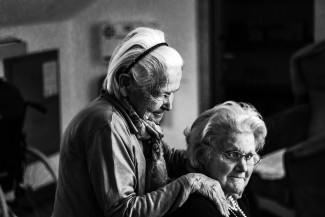 На рынке в Пензенской области две пенсионерки подрались из-за места