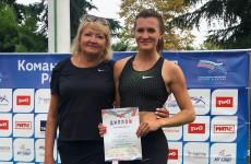 Легкоатлетка из Пензы завоевала «золото» на чемпионате России