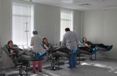 В Пензе новый модуль «Служба  крови» уже начал прием доноров