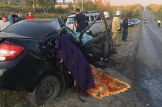 Семья, погибшая в ужасном ДТП в Пензенской области, ехала на праздник