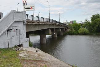 В Пензе началась подготовка к закрытию Бакунинского моста