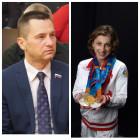 День рождения 12 сентября: Юлия Пахалина и Алексей Шуварин принимают поздравления