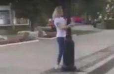 «Обострение». Пензенцев шокировал странный танец прикованной к столбу девушки
