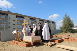 В Пензе на улице Зеленодольской появится храм-часовня