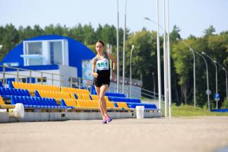 Пензенская спортсменка выступит на чемпионате мира по легкой атлетике