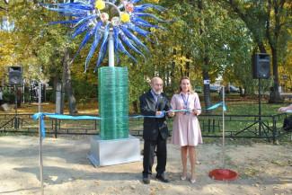 В Никольске прошло закрытие международного симпозиума по стеклу и скульптуре