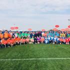Пензенцы приняли участие в семейном футбольном фестивале