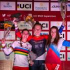 Призером Кубка Мира по велоспорту-ВМХ стала пензенская спортсменка