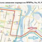 Стало известно, как будет ходить транспорт в Пензе во время ремонта Бакунинского моста