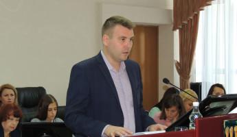 Год назад в этот день. Вице-мэр Ильин поплатился за улыбку женщине-депутату