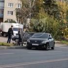 В Пензе велосипедист угодил под колеса иномарки