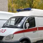 В Пензе легковушка слетела с дороги. Молодую пассажирку увезли в больницу