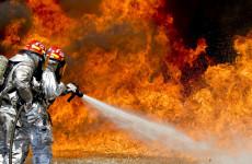 В Пензенской области при пожаре пострадал пожилой мужчина