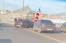 Появились подробности жуткой аварии на одном из пензенских путепроводов