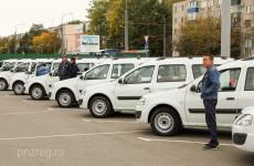 Районные газеты Пензенской области получили новые служебные машины