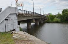 Бакунинский мост в Пензе закрыли на два года