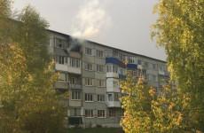 Серьезный пожар в Пензенской области: из горящего дома эвакуированы 19 человек