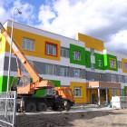 Строительство социальных объектов в Спутнике выходит на новый уровень