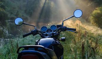В Пензенской области поймали мотоциклиста-пьяницу