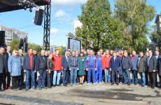 В Кузнецке прошла эстафета на призы губернатора