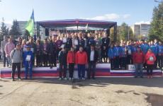 В эстафете на призы губернатора победили школьники из Пензы