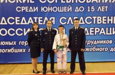 Пензенский дзюдоист стал призером Кубка Председателя Следкома РФ