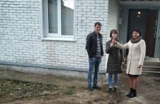 В Пензенской области получил квартиру еще один врач
