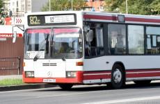В Пензе автобусы №82с начнут останавливаться возле подвесного моста