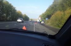 В Пензенской области разбились две машины. ФОТО