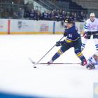 На домашнем льду пензенский «Дизель» проиграл «Зауралью»