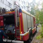 В Пензе из полыхающей многоэтажки эвакуировали 50 человек