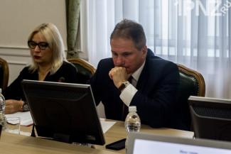Министр спорта Кабельский спешит выполнять поручения губернатора
