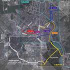 Дорогу-дублер из Спутника будут строить в несколько этапов