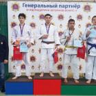 Пензенские дзюдоисты вернулись из Москвы с семью медалями
