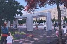 Фонтанную площадь Пензы начнут демонтировать уже в конце месяца
