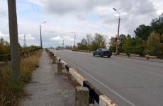 В Заречном Пензенской области за Монтажной проходной закрыли путепровод