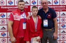 Призером Первенства России по самбо стал спортсмен из Пензенской области