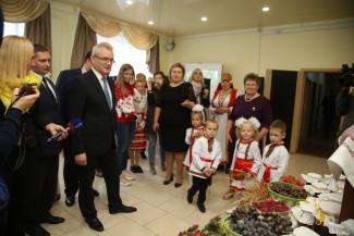 Пензенский губернатор оценил ремонт в старославкинском ДК