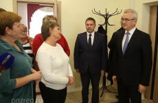 Жители Пензенской области поблагодарили Белозерцева за ремонт ДК
