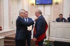Главе «Термодома» присвоено звание «Почётный гражданин Пензенской области»