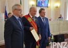 Иван Белозерцев высоко оценил заслуги Рафика Ибрагимова перед Пензенской областью