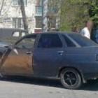 В Пензе на проспекте Победы столкнулись ВАЗ и Fiat