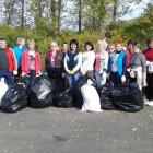 Жители Пензенской области очистили от мусора берега рек