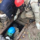 Пензенские спасатели достали из коллектора теплотрассы труп мужчины